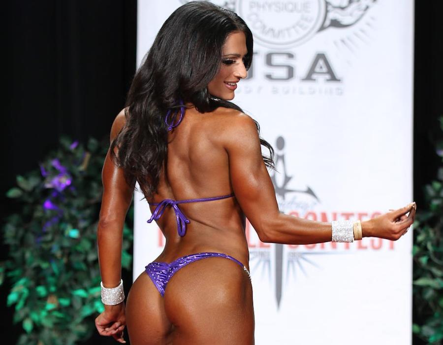Tamara Jordan Olympian