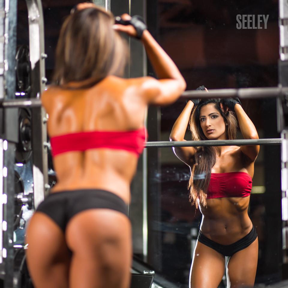 Tamara Jordan Weight Room