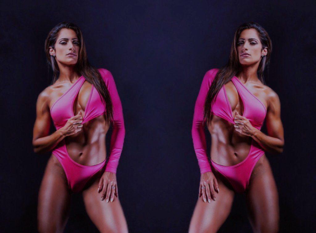 Olympian Pro Bikini Athlete